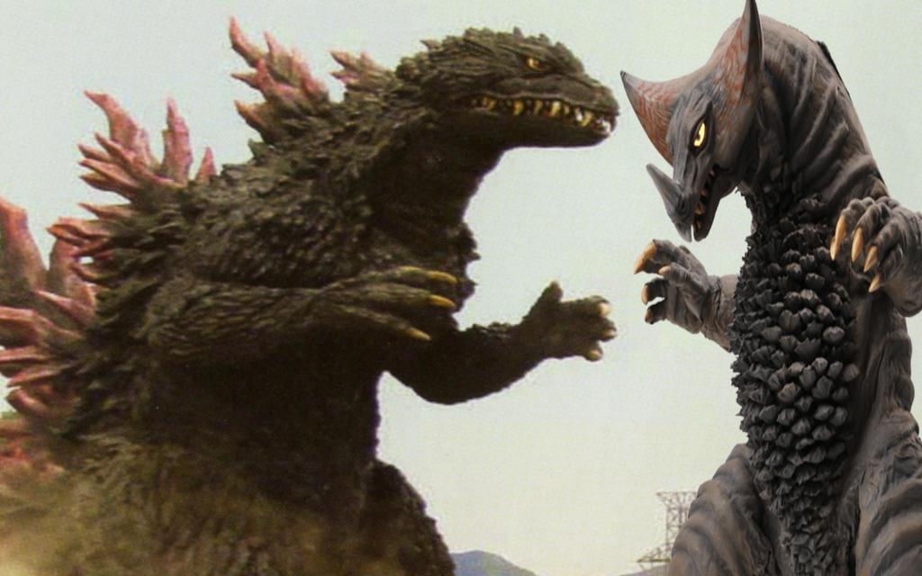Godzilla 2000 vs Gomora by Ltdtaylor1970 on DeviantArt