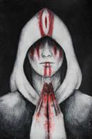 Melkor's Priest by FrerinHagsolb