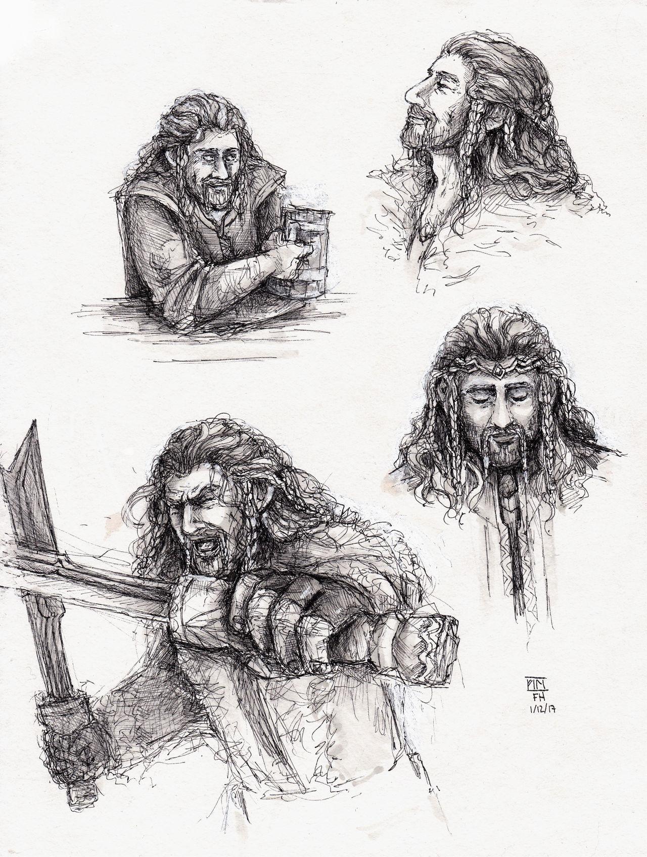 Fili Sketches