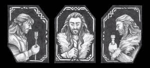 Durin's Heirs by FrerinHagsolb