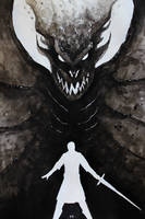 Durin's Bane by FrerinHagsolb