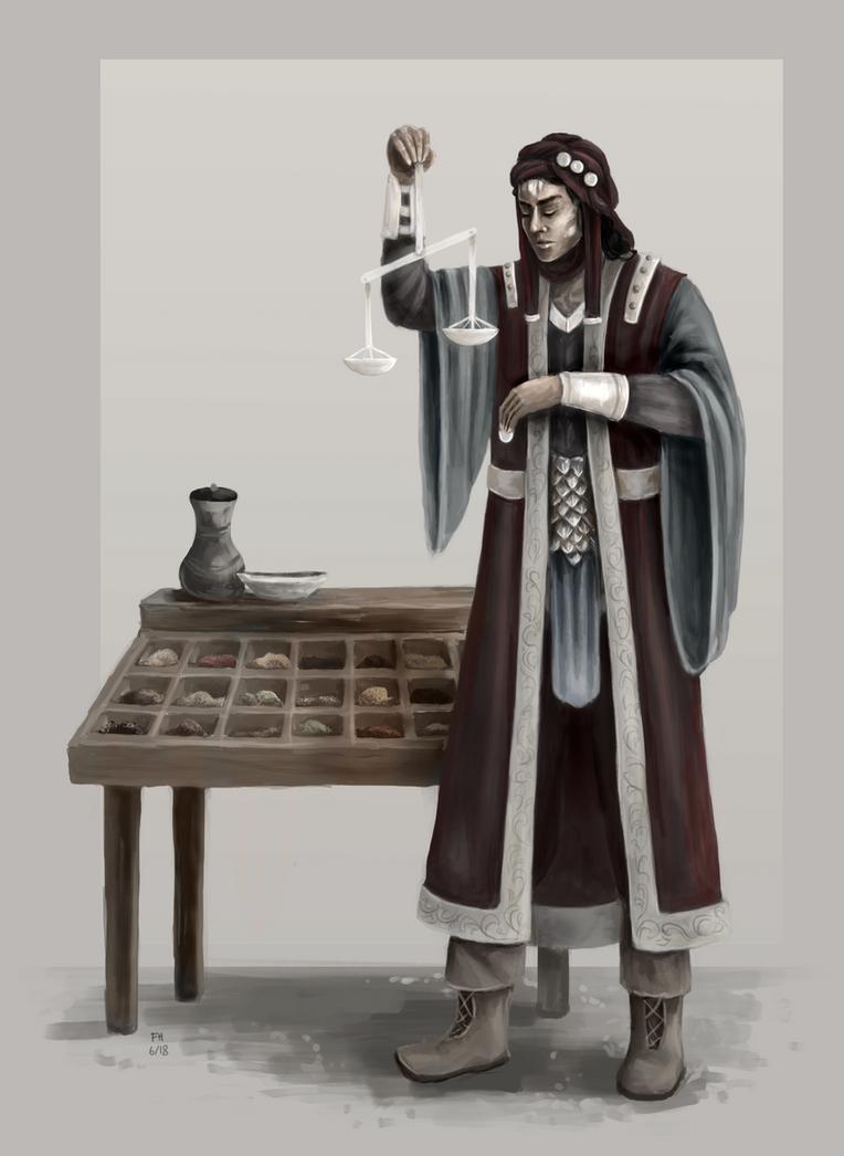 Spice Trader by FrerinHagsolb