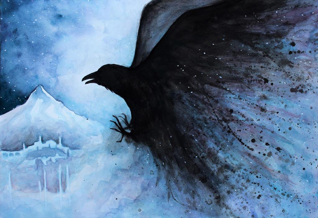 Rising of the Night by FrerinHagsolb