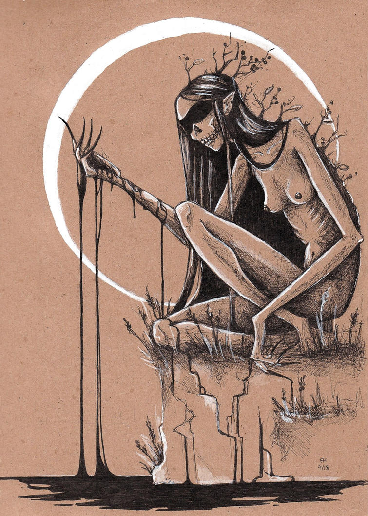 Spirit of the Moors by FrerinHagsolb