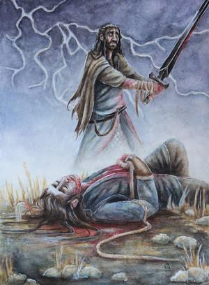 Beleg's Death by FrerinHagsolb