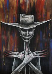 Silver Crow by FrerinHagsolb
