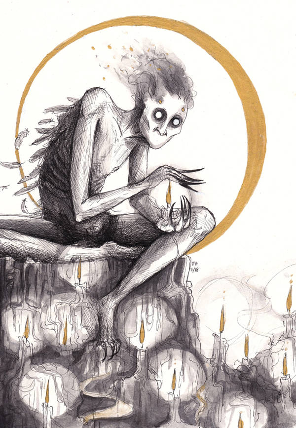 Spirit of the Damned by FrerinHagsolb