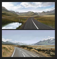 The Roads to Nowhere (studies)