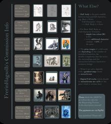 Commission Info (CLOSED) by FrerinHagsolb