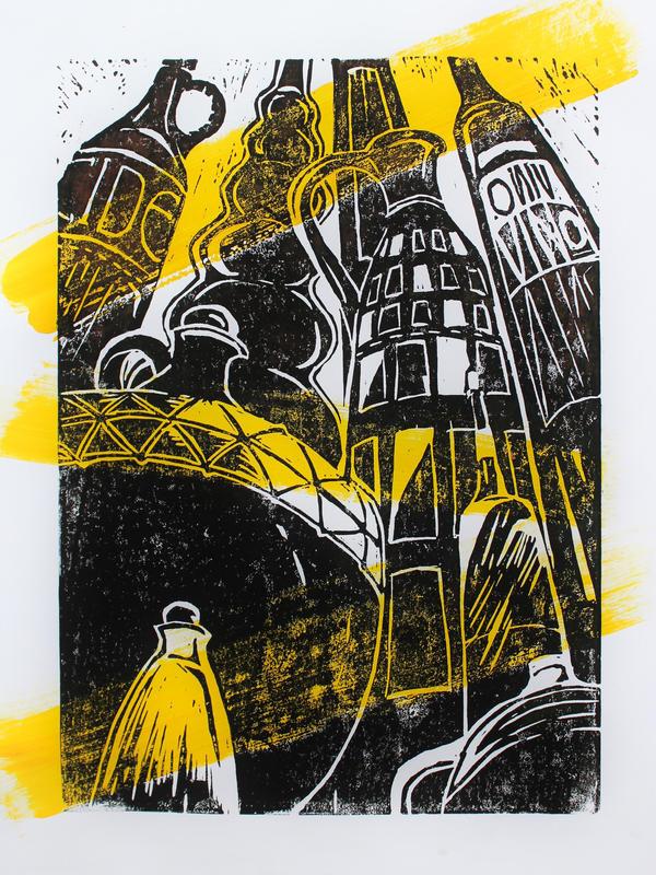 City of Bottles by FrerinHagsolb