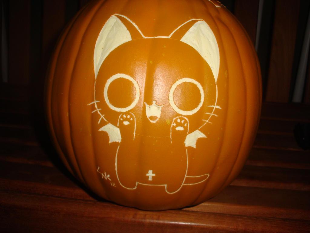 anime cat pumpkin carving patterns patterns kid