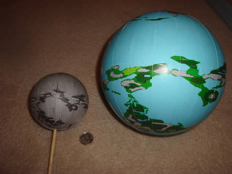 Final Fantasy 1 Globe(2)