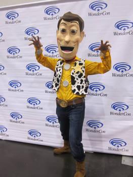 Revoltech Woody