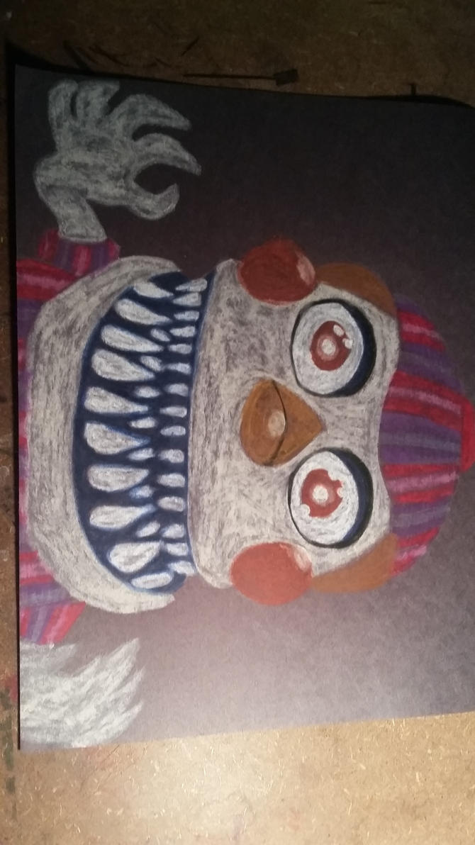 Nightmare balloon boy by Madfoxy1987