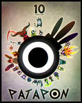 . : 10 Years of PATAPON : . by V0IDSPACER