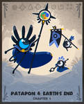 Patapon 4: Earth's End - C1P0 by V0IDSPACER