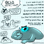 Oclo: God of...Goo? by V0IDSPACER