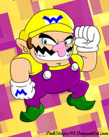 Mario's Arch-Rival by MissPinkStripes