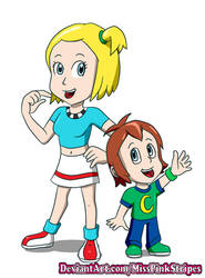 Amy and Matt