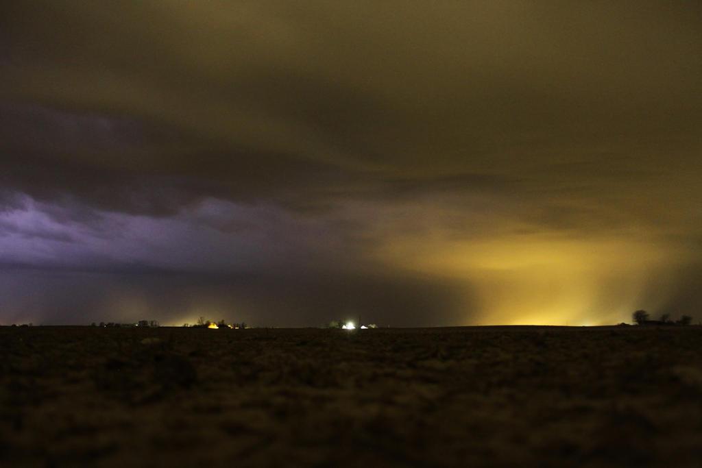 Dark Summer Storm by kellymlacy