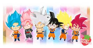 The Legacy of Son Goku