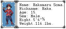 .:Hakamaru Soma:. by wolfdemon30