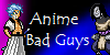 Anime Bad guys Banner by wolfdemon30