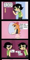 Blossutch Comic