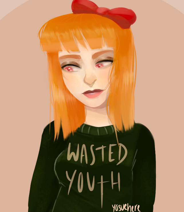 painting attempt #2 by yosuehere