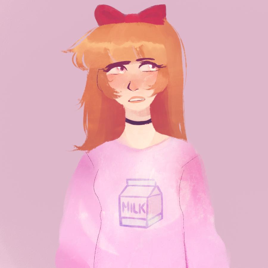 Milk by yosuehere