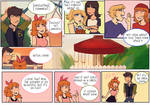 How they started dating | pg 1