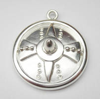 Custom order - Shield by Vansee-Jewelry