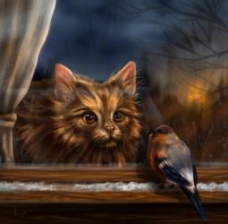 Birdie by Anirysel