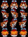 RPG Maker VX Sprite - Mona by geminidrake