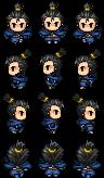 RPG Maker VX Sprite - Yasuo the Unforgiven by geminidrake