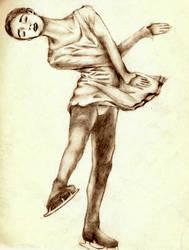 figure skating by cioccolato321