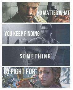 The Last of Us Quote by thelastofus1001