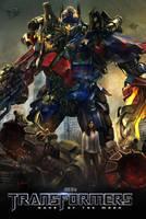 Optimus Prime by jasonlanart