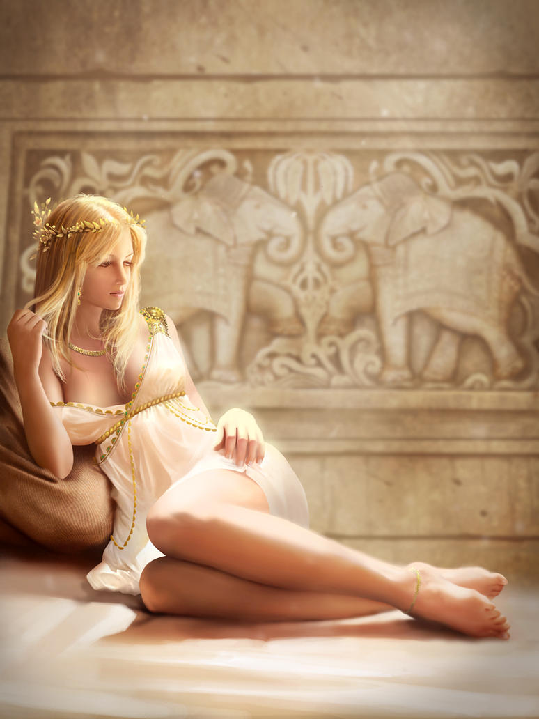 Helen of Troy by jasonlan