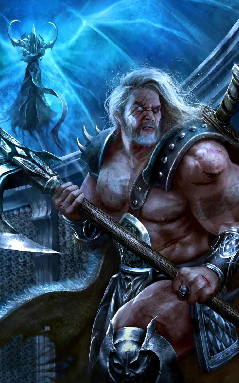 Reaper of Souls_Barbarian by jasonlan