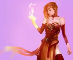 Lina by jasonlanart