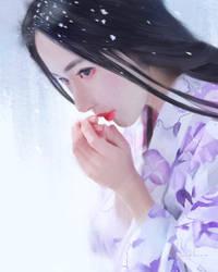 Snow by jasonlanart
