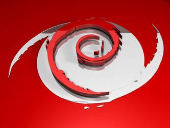 debian logo by ghostcero