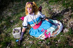 Agitha from The legend of zelda Twillight Princess