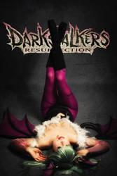 Morrigan Aensland - Darkstalkers (cosplay)