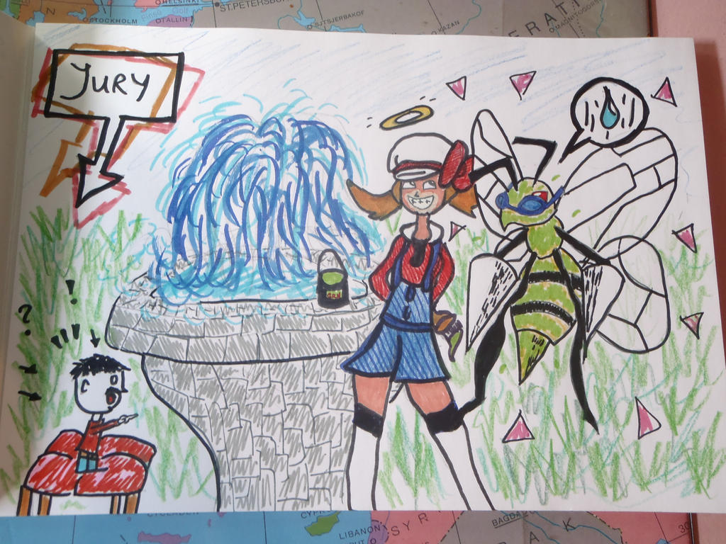 how to win bug catching contest heartgold
