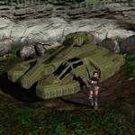 Recon Grav Tank