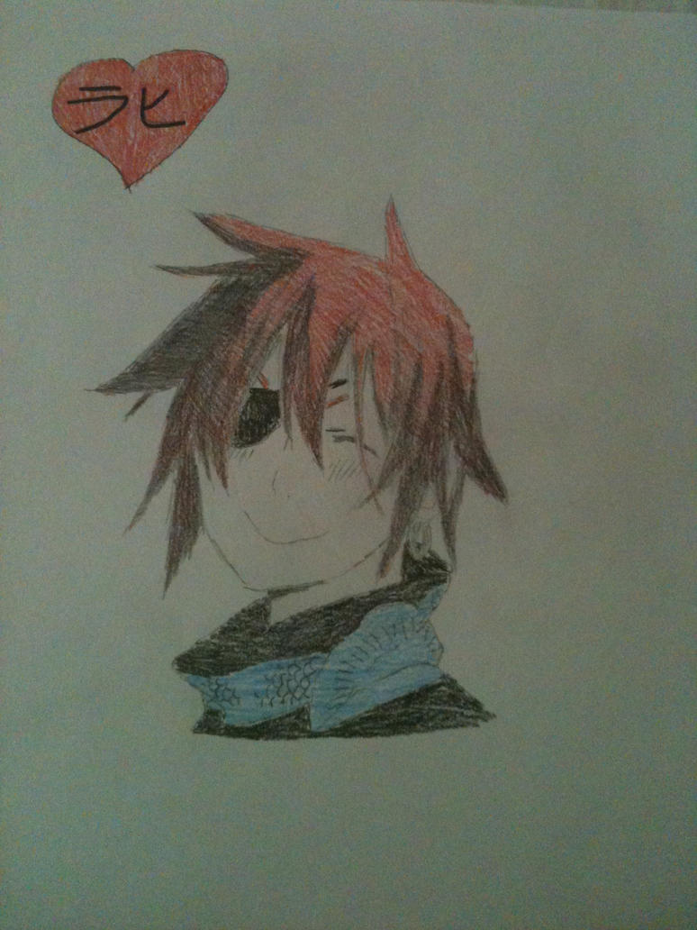Lavi by DGrayAll3nWalk3r