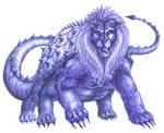 Dragon - Tarasque