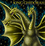 King Ghidorah - Finished